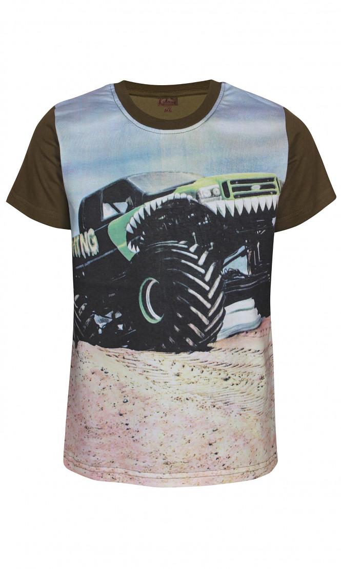 T-shirt Monster Truck Maxx