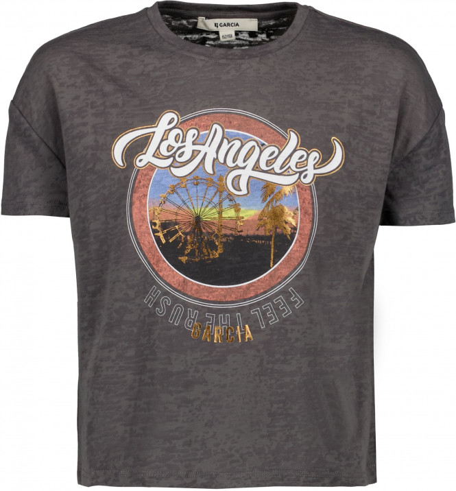 T-shirt Paradise Grey