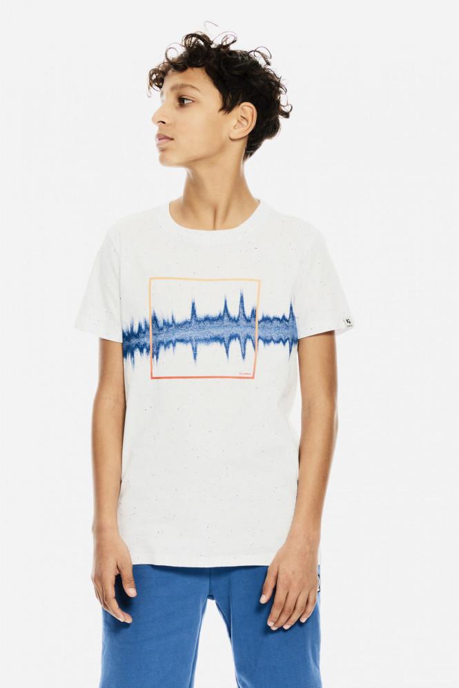 T-shirt Prickar Off White