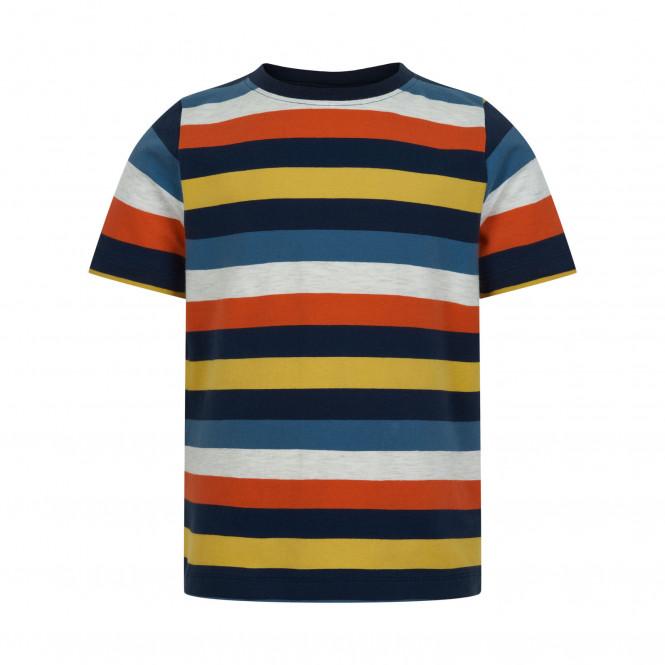 T-shirt Randig Total Eclipse