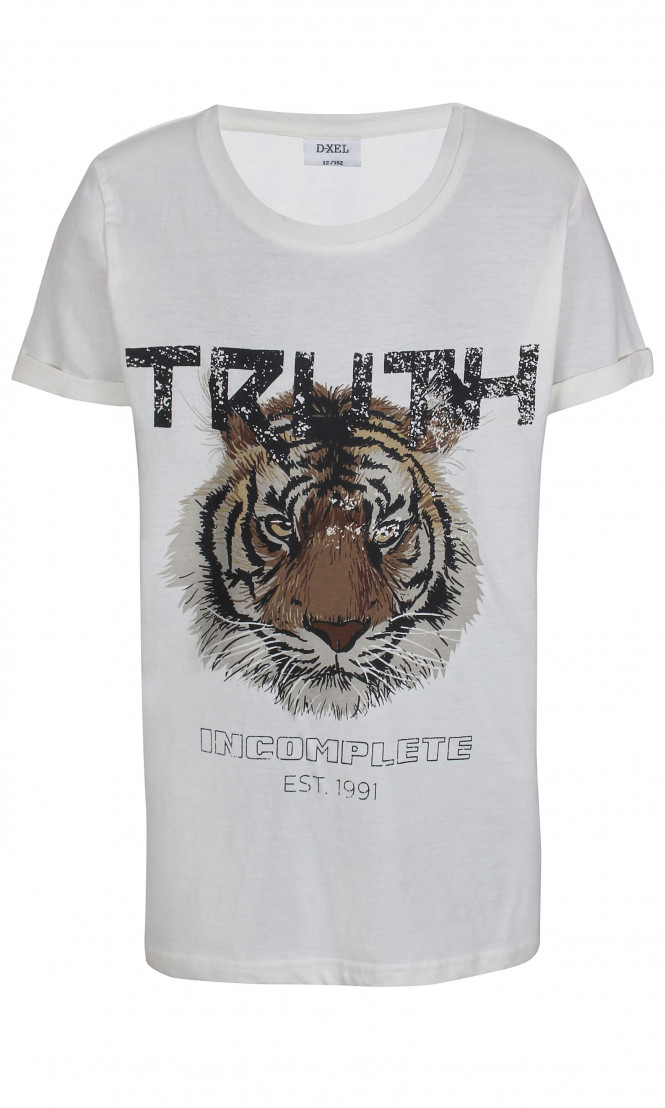 T-shirt Tiger Truth