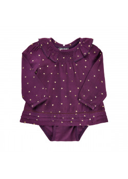 Body med Blus Plum Purple