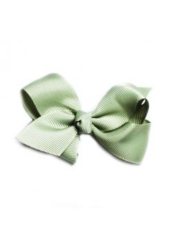 Rosett Clip Olivgrön