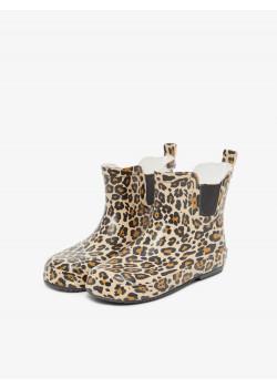 Gummistövel Leopard NKFNELLIE