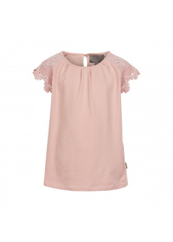 T-shirt Lace Rose Smoke
