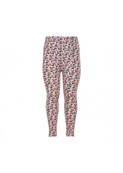 Leggings Blommor Peachskin