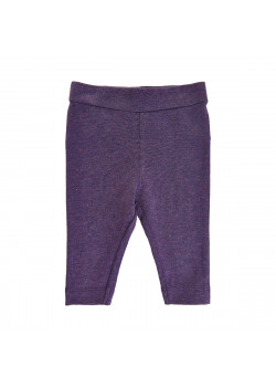 Leggings w.glitter Gothic Grape