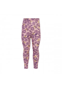 Leggings w. Flower Print Zephyr