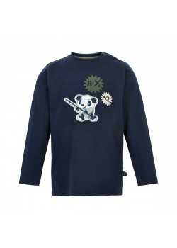 Tröja Panda Pow Navy