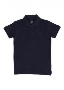 Tshirt Polo Night Blue