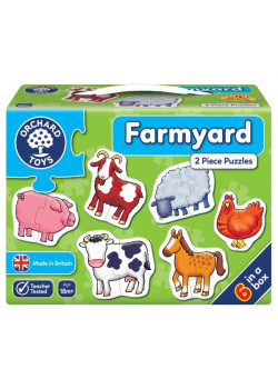 Farmyard 2 Bit Pussel