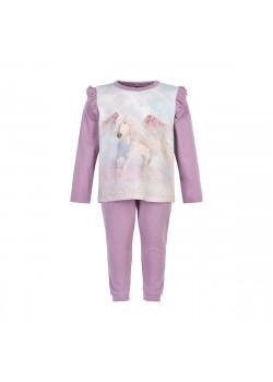 Pyjamas Häst Lavender Mist