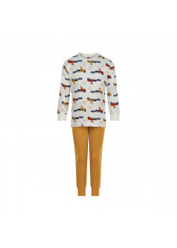 Pyjamas Lastbilar