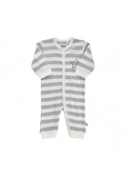Pyjamas Prematur Pearl Blue