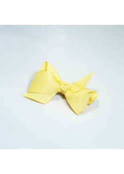 Rosett Clip Lion Yellow