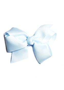 Rosett Clip Ljusblå
