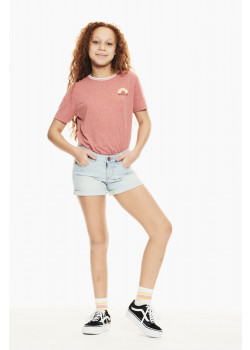 Sara Shorts Bleached