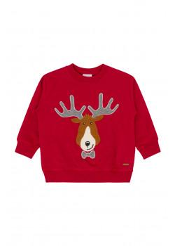 Sweatshirt Sejer Röd