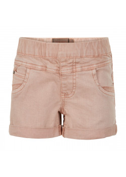 Shorts Colored Denim Rose Smoke