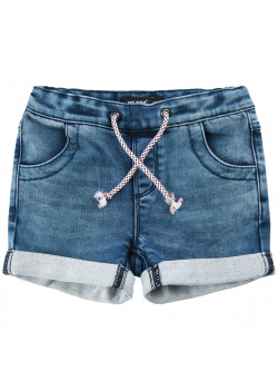 Shorts Sweat Denim Blue