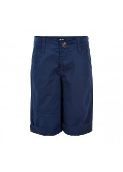 Shorts Bermuda Twill Blå