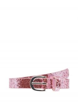 Skärp Silver Pink