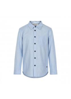 Skjorta Kids Light Blue Cut