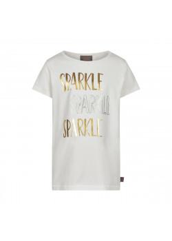 T-shirt Sparkle Cloud