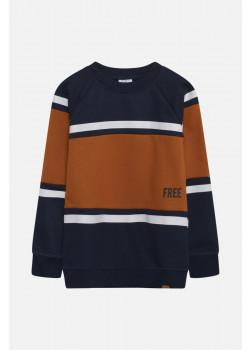 Sweatshirt Steve Navy
