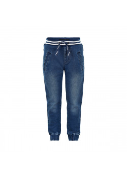 Denimbyxa Sweat Blå