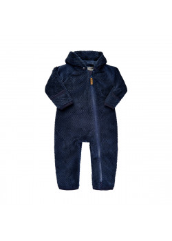 Teddy Suit Indigo Blue