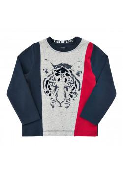 Tröja Tiger Blue Red