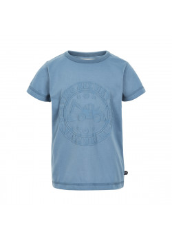 Tshirt Traktor Blue Shadow