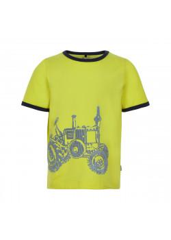 T-shirt Traktor Lemon Yellow
