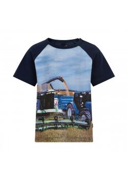 T-shirt Traktor Skörd