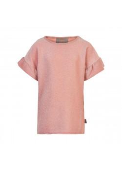 T-shirt Glitter Silver