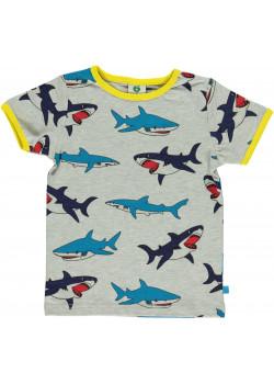 Tshirt Med Haj
