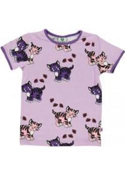 Tshirt Med Katt