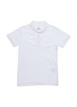 Tshirt Polo Vit