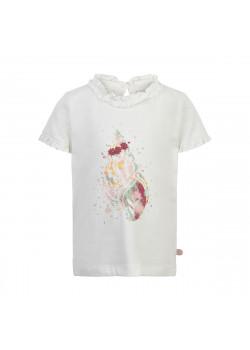 T-shirt Snäcka